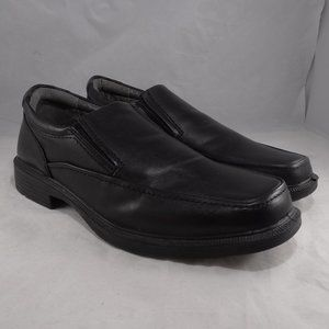 Deer Stags Shoes Size 12 M Brooklyn Black Loafers